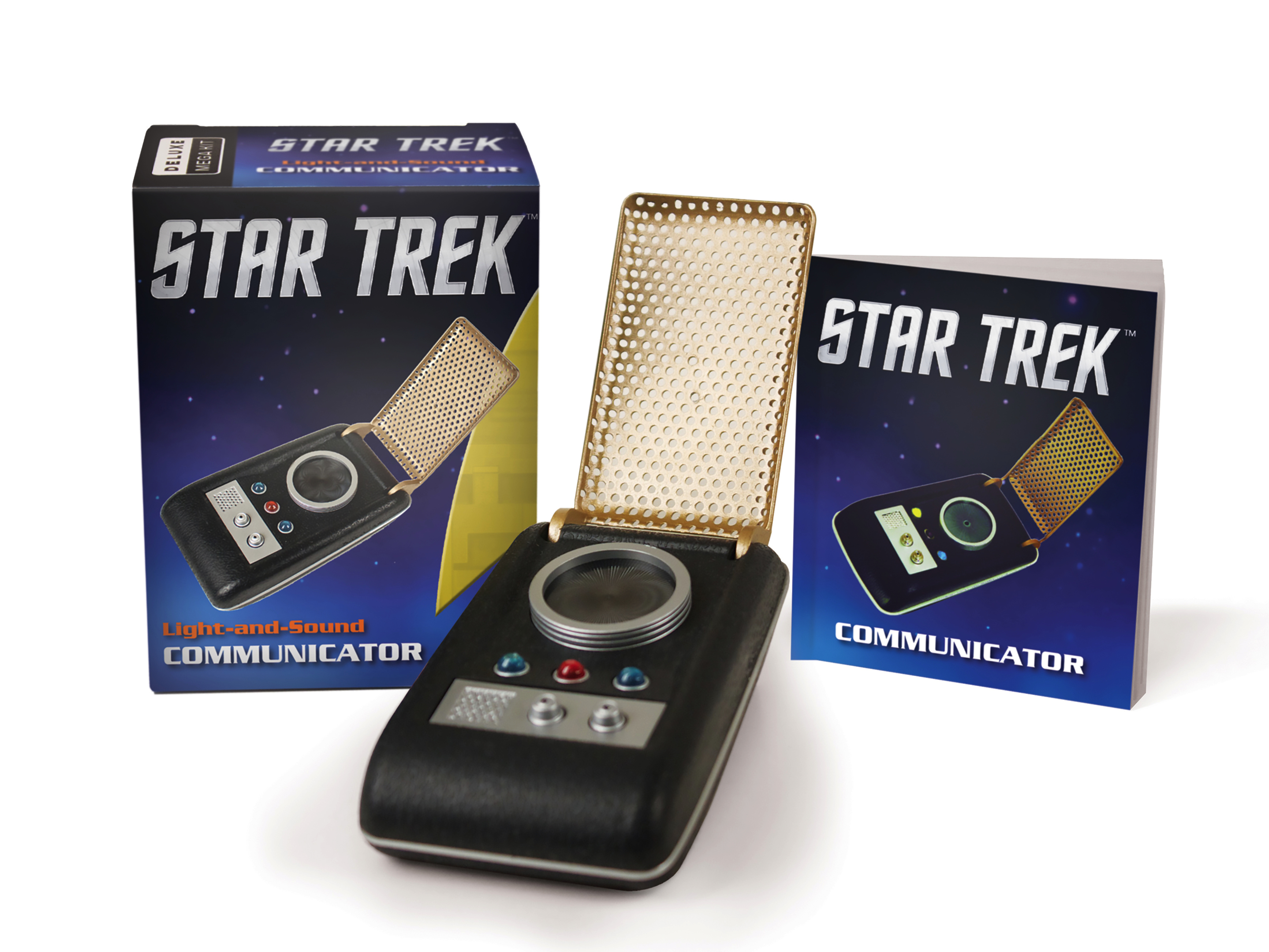 Star Trek: Light-and-Sound Communicator by Chip Carter | Hachette Book Group
