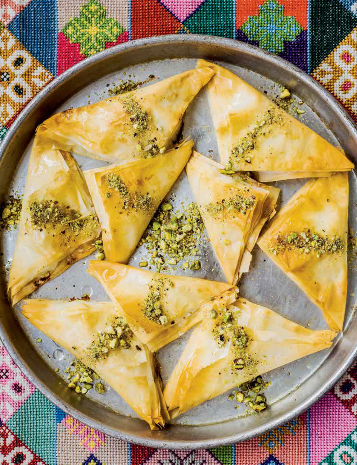 Our syria by dina mousawi running press stuffed pastry parcels forumfinder Images