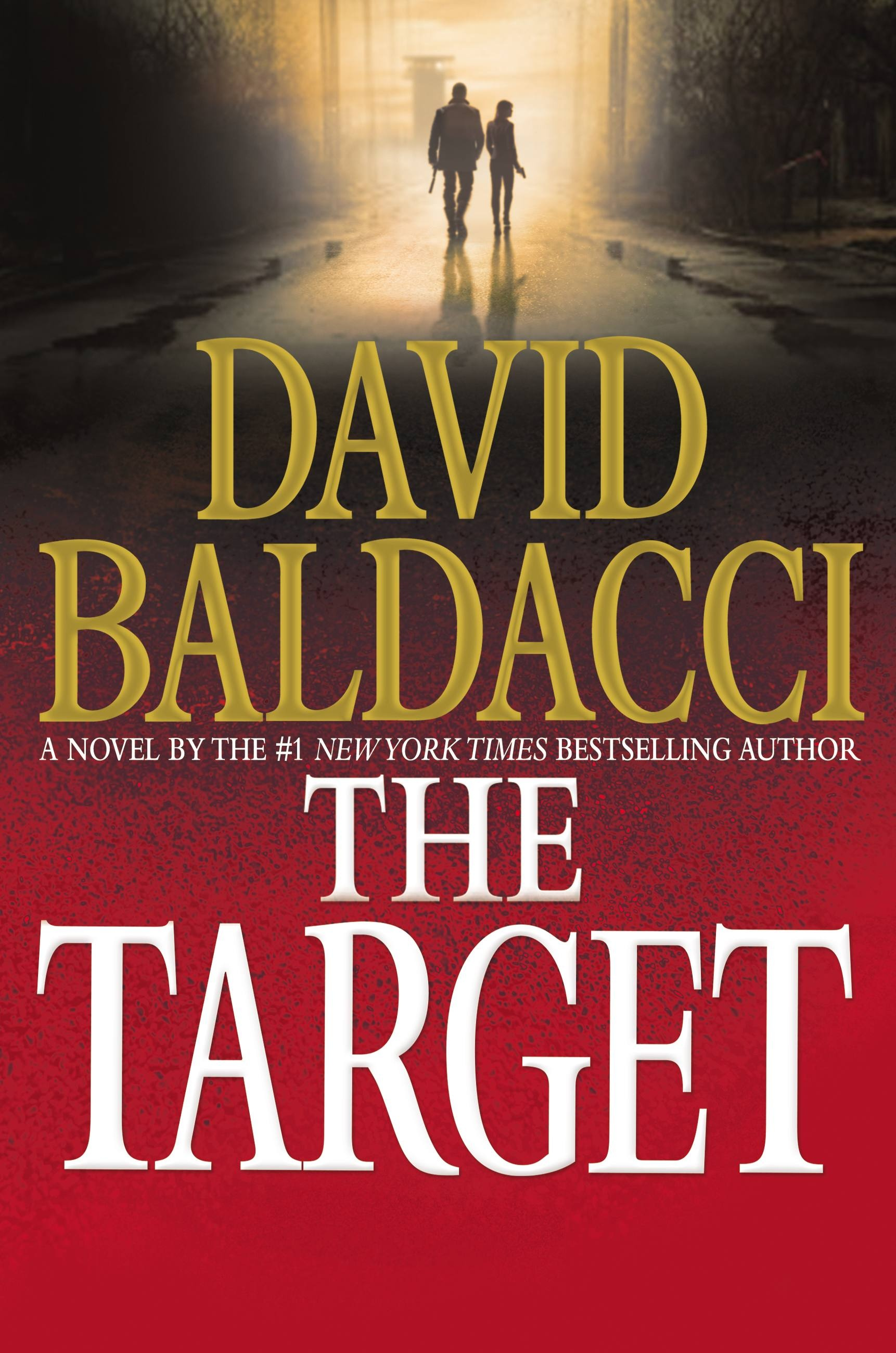 The Target by David Baldacci | Hachette Book Group
