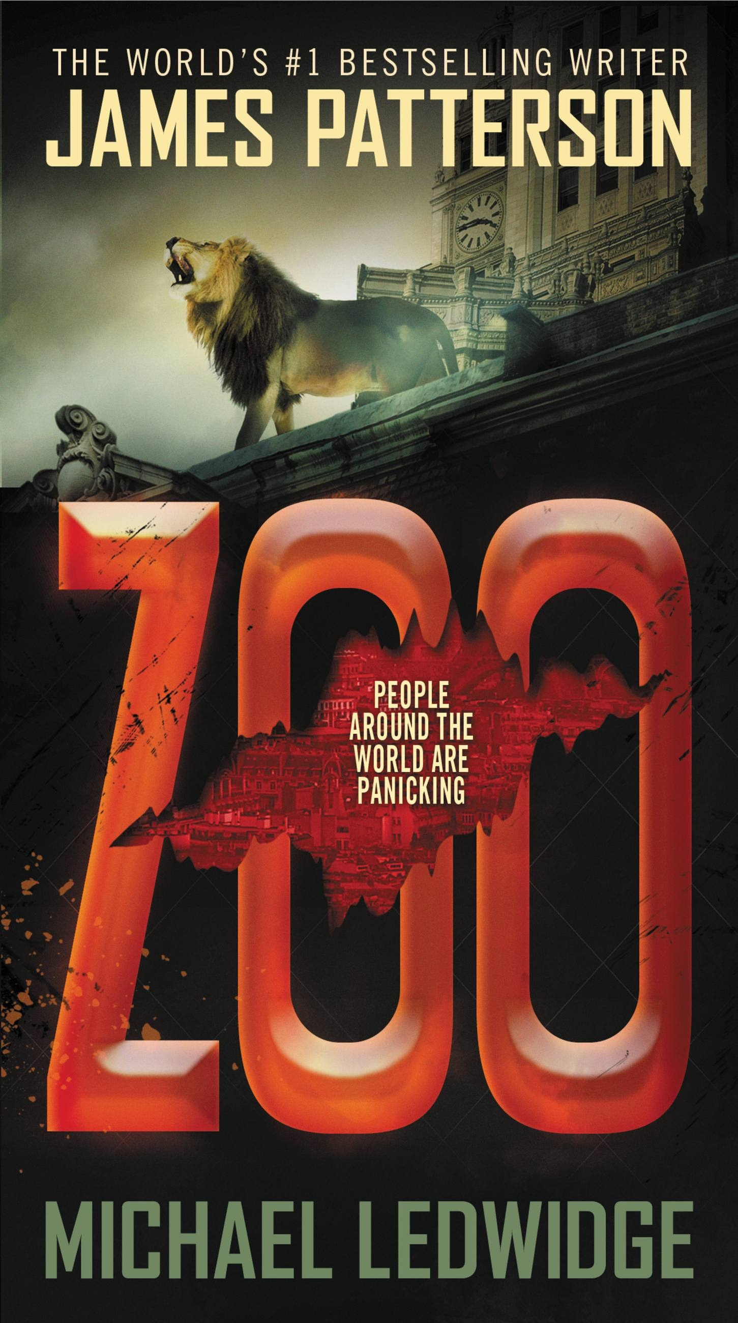 Zoo by James Patterson | Hachette Book Group