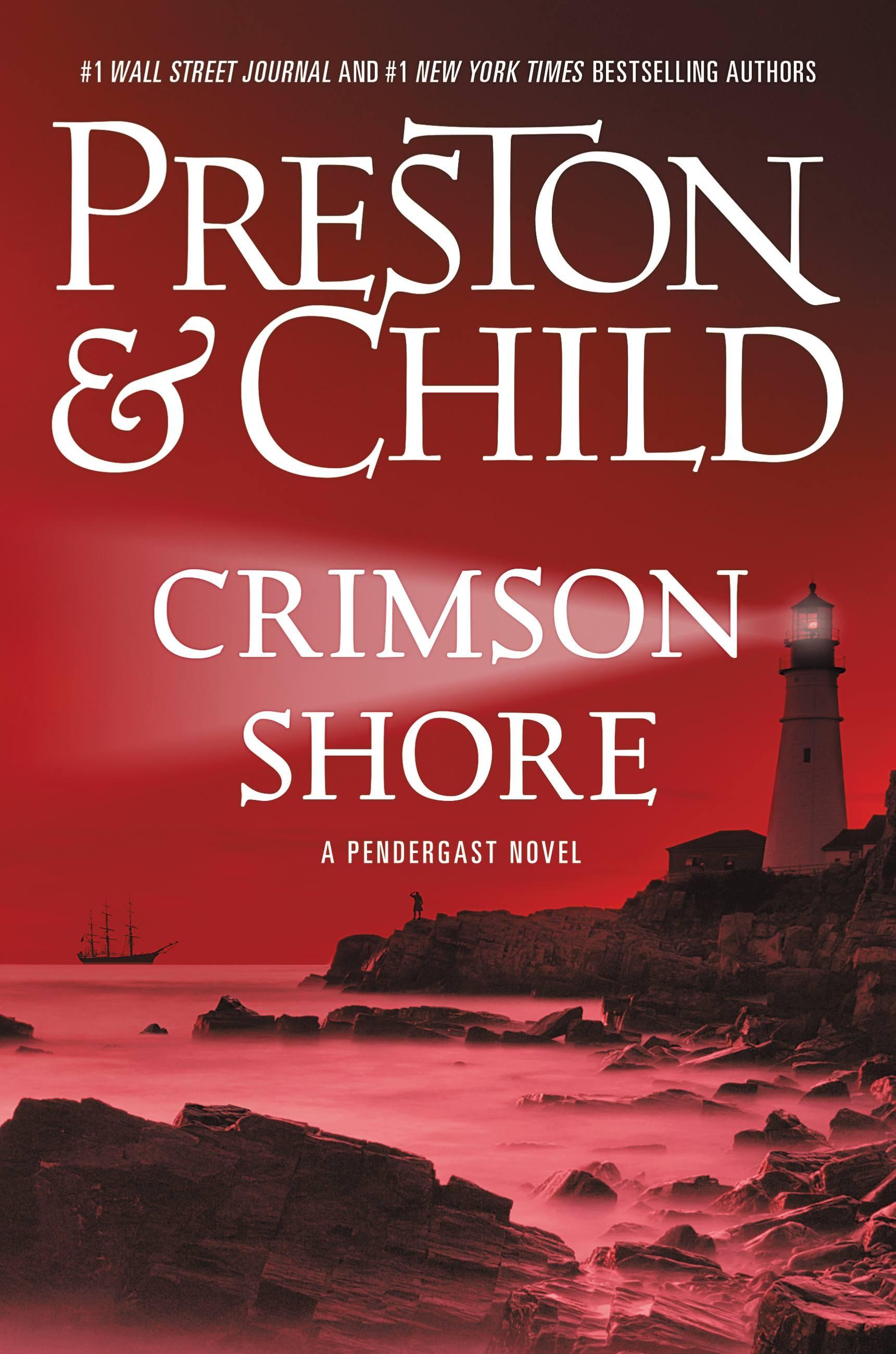 Crimson Shore by Douglas Preston | Hachette Book Group