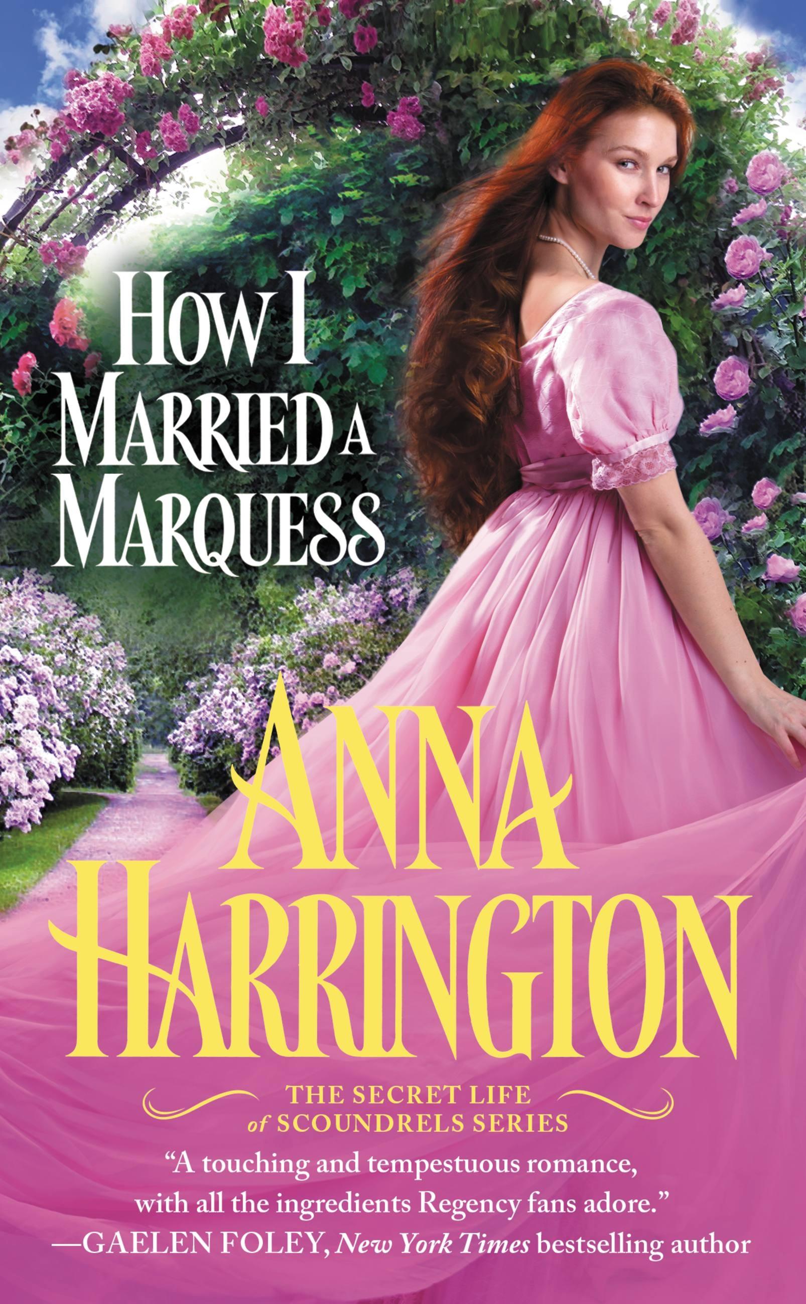 How I Married a Marquess by Anna Harrington | Hachette ...