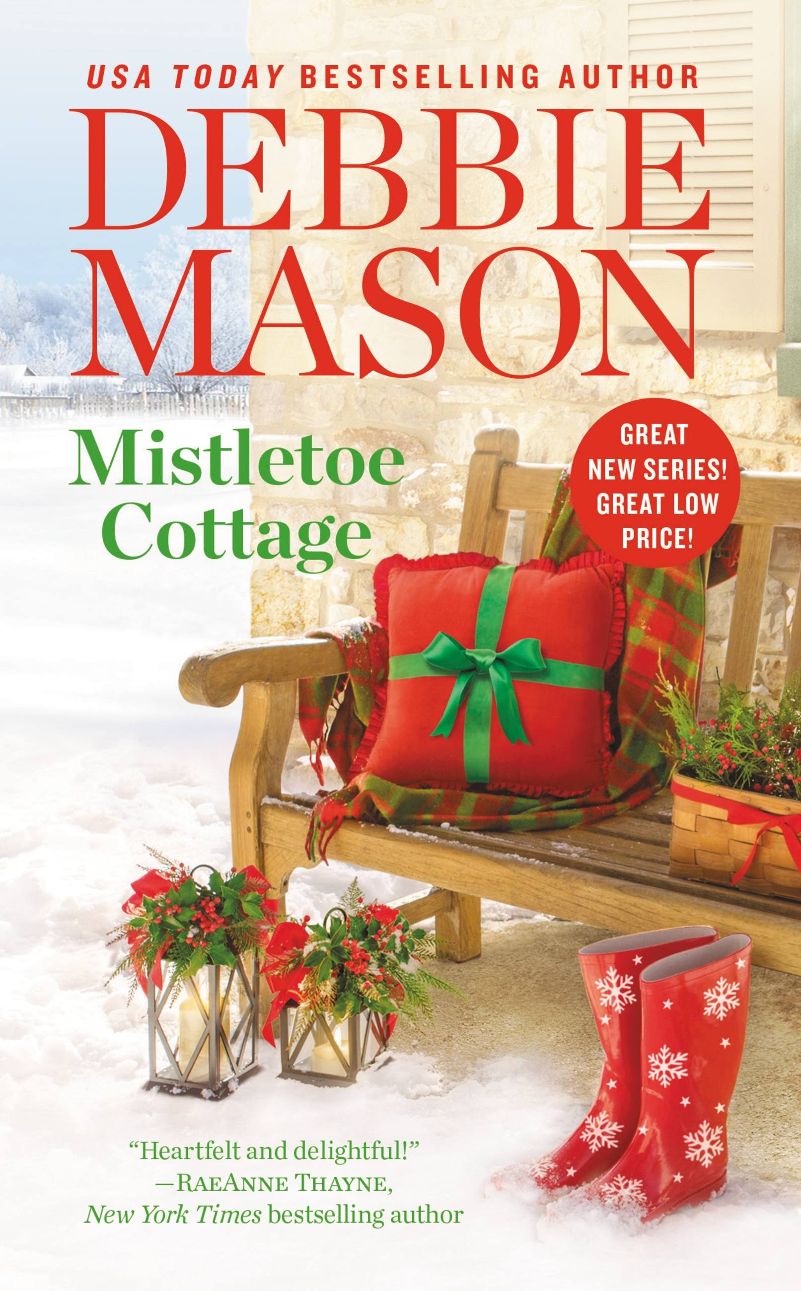 Mistletoe Cottage by Debbie Mason | Hachette Book Group