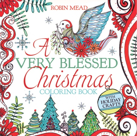 A Very Blessed Christmas Coloring Book – Hachette Book Group