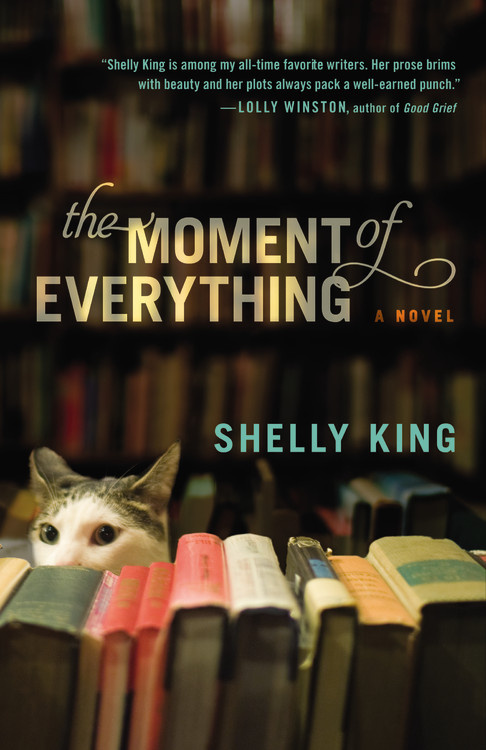 The moment of everything hachette book group fandeluxe Document