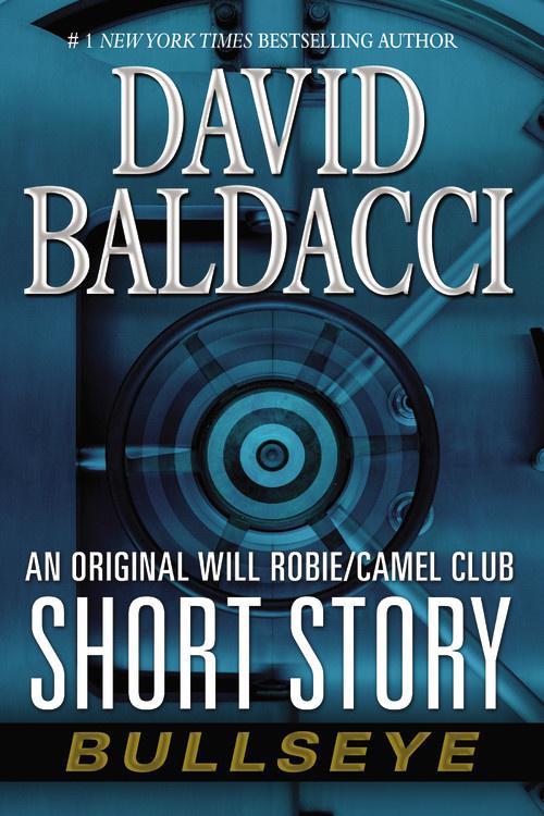 Bullseye by David Baldacci   Hachette Book Group