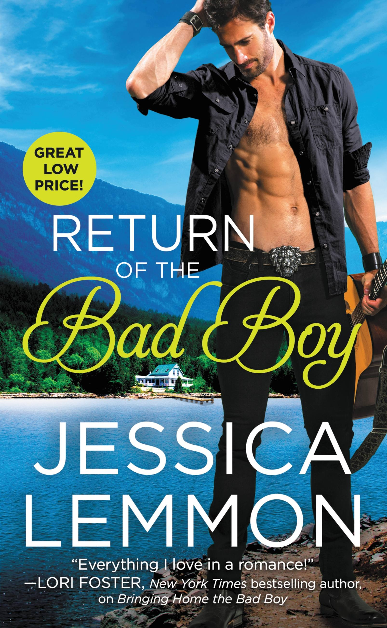 Return of the Bad Boy by Jessica Lemmon | Hachette Book Group