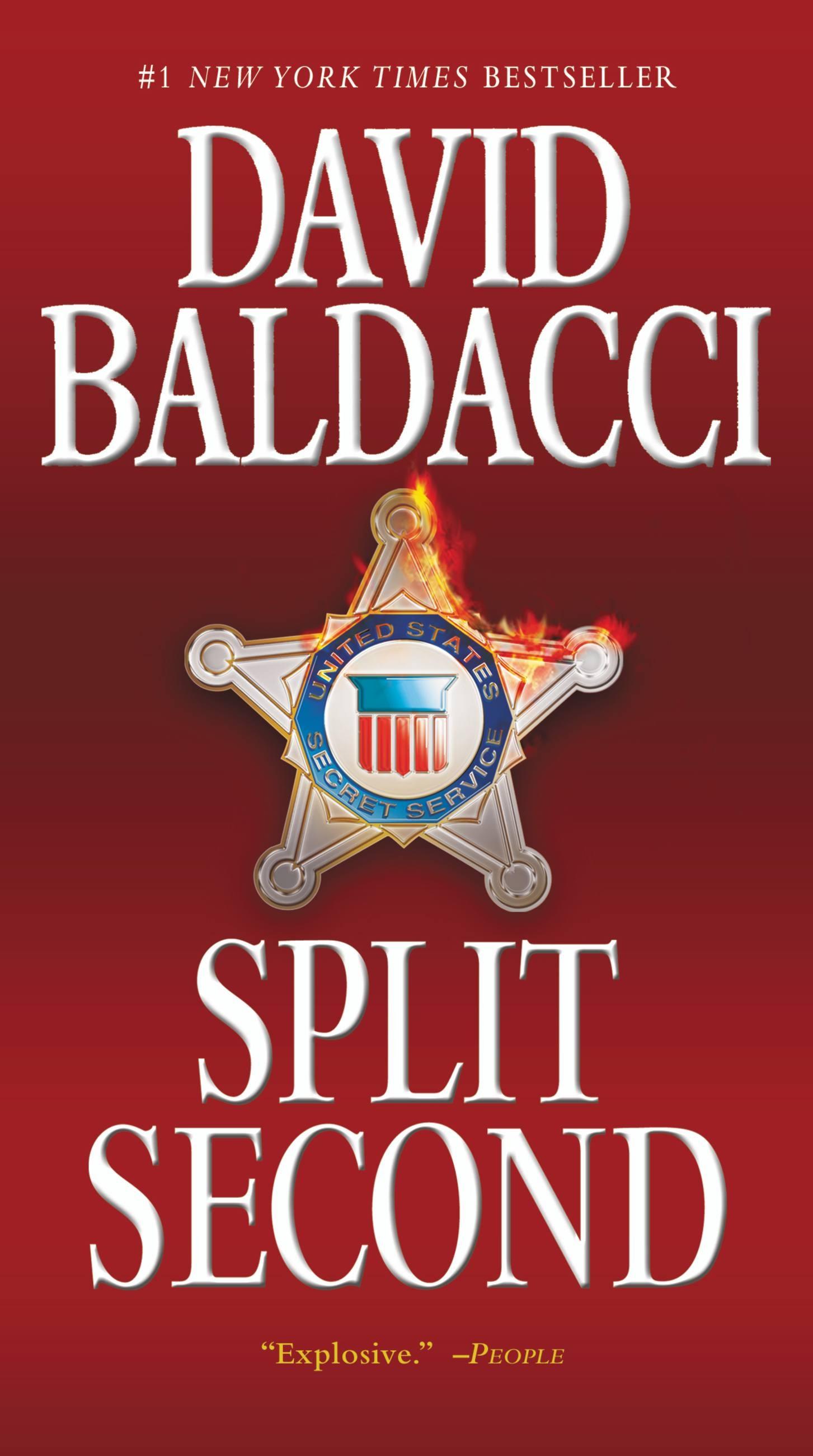 Split Second by David Baldacci | Hachette Book Group