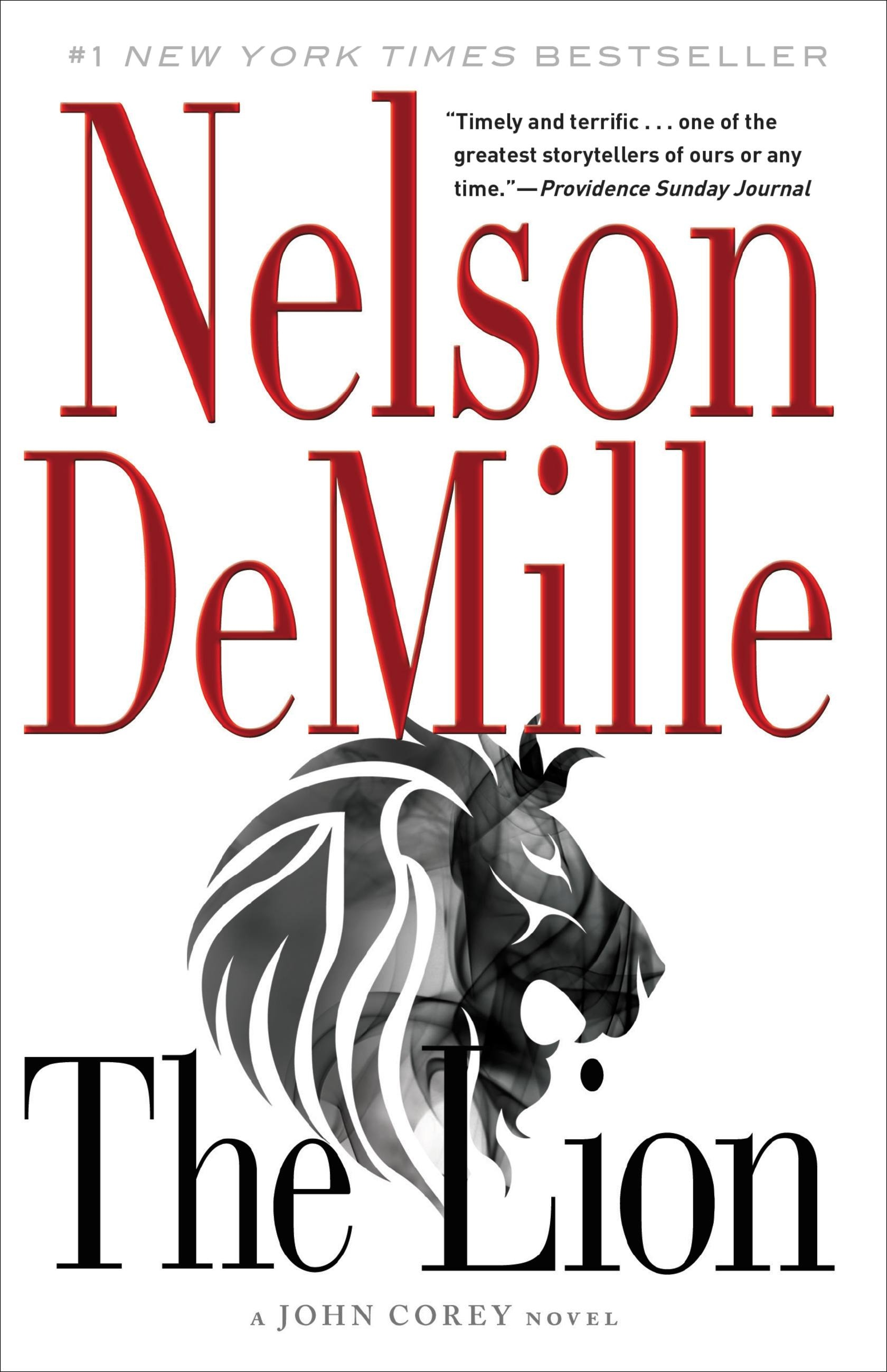 The Lion by Nelson DeMille | Hachette Book Group
