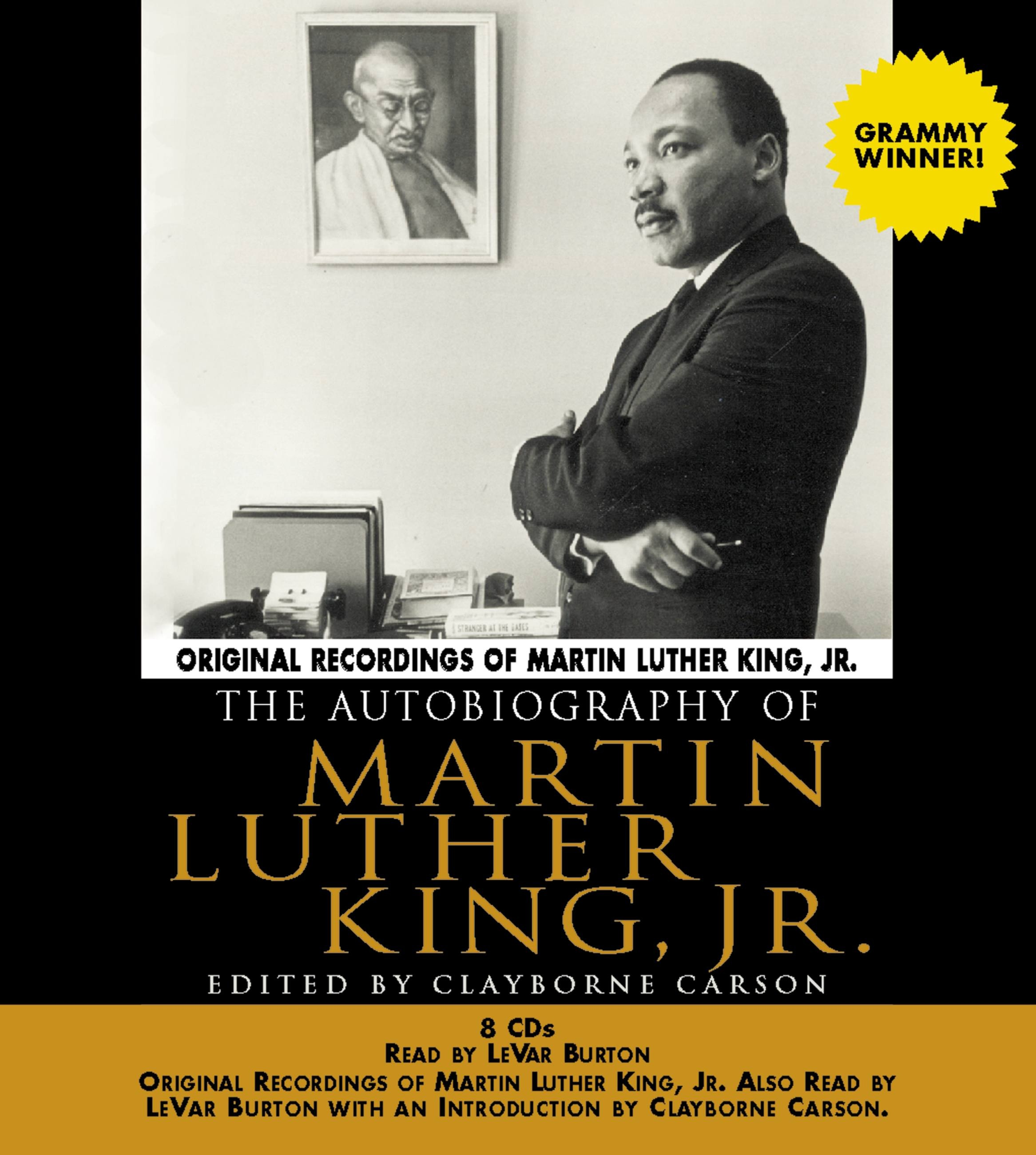 what manner of man a biography of martin luther king jr