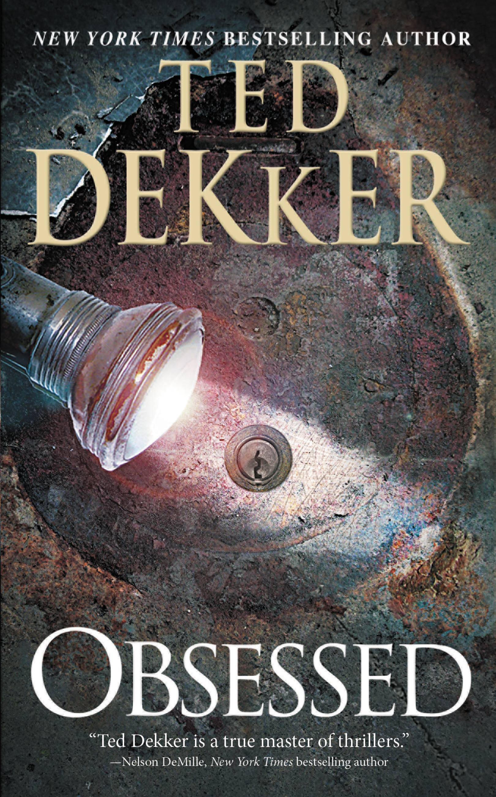 Obsessed by Ted Dekker | Hachette Book Group