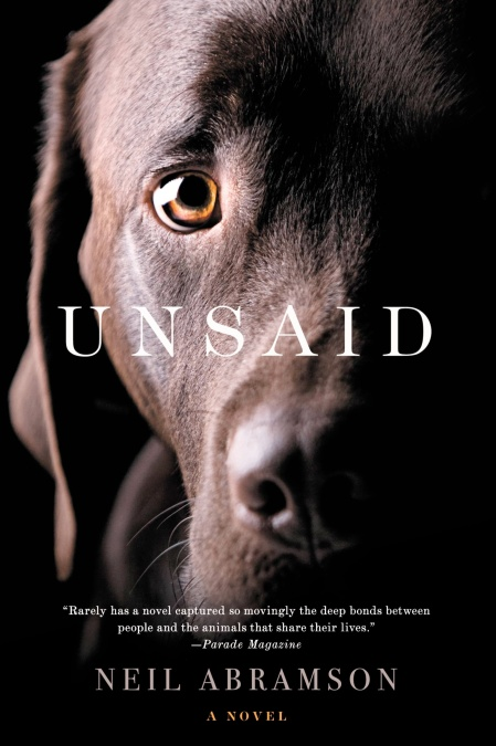 Unsaid by Neil Abramson   Hachette Book Group