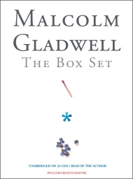 Outliers by malcolm gladwell hachette book group malcolm gladwell box set fandeluxe Gallery