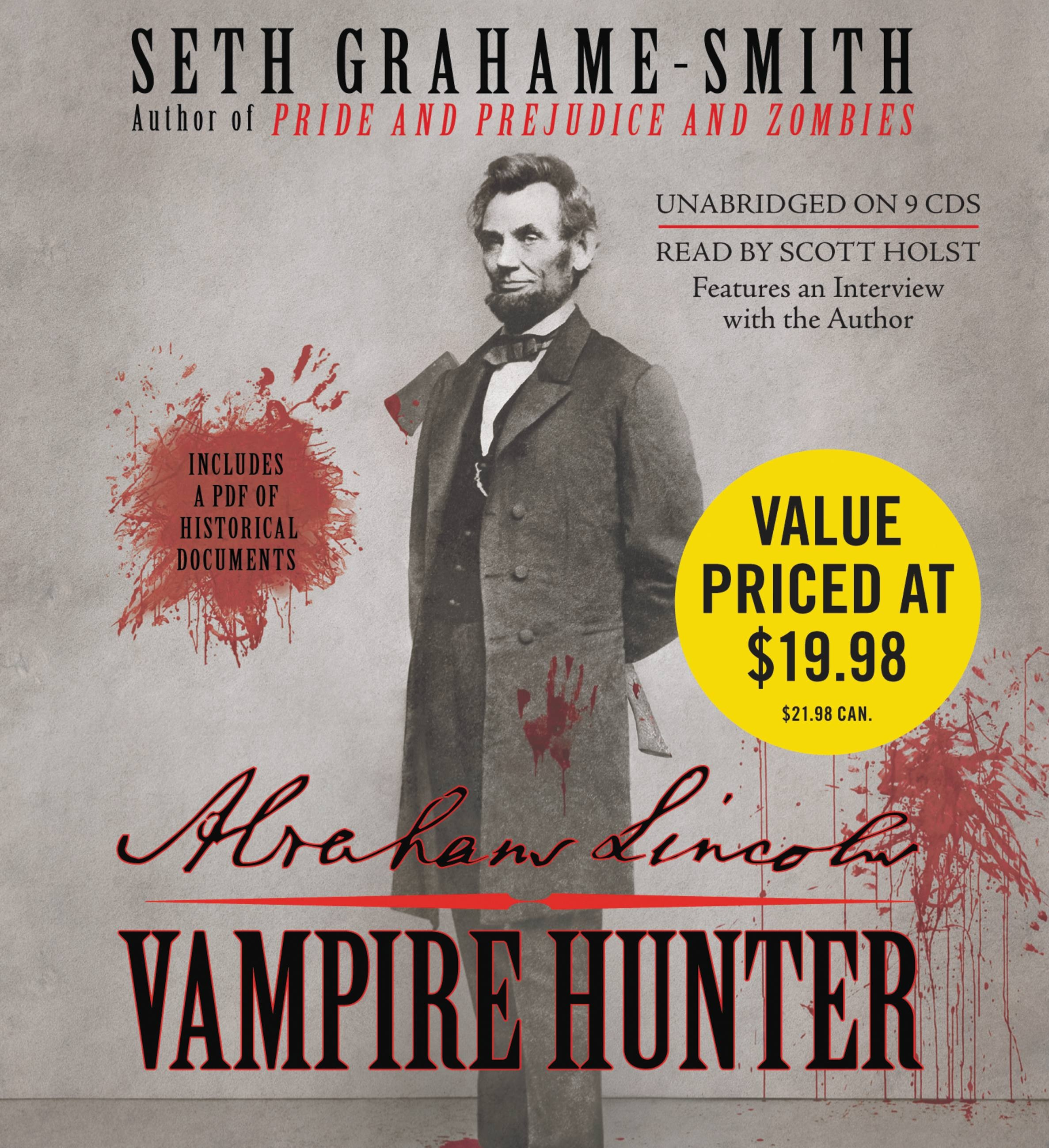Abraham lincoln vampire hunter by seth grahame smith hachette abraham lincoln vampire hunter by seth grahame smith hachette book group fandeluxe Image collections