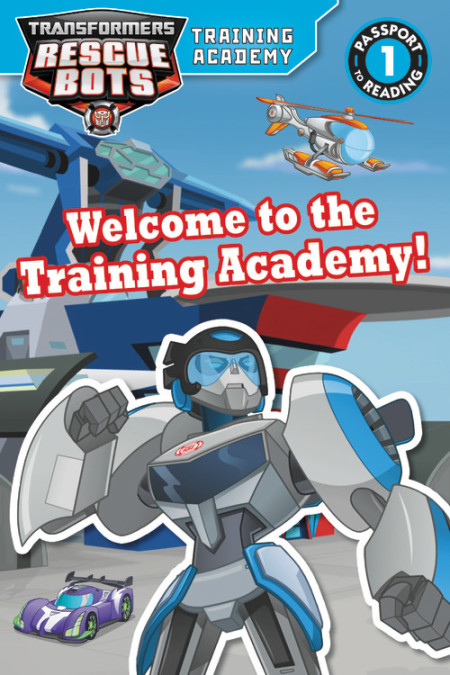 transformers rescue bots welcome to the training academy by justus
