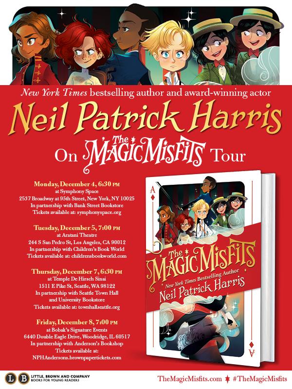 The Magic Misfits Hachette Book Group