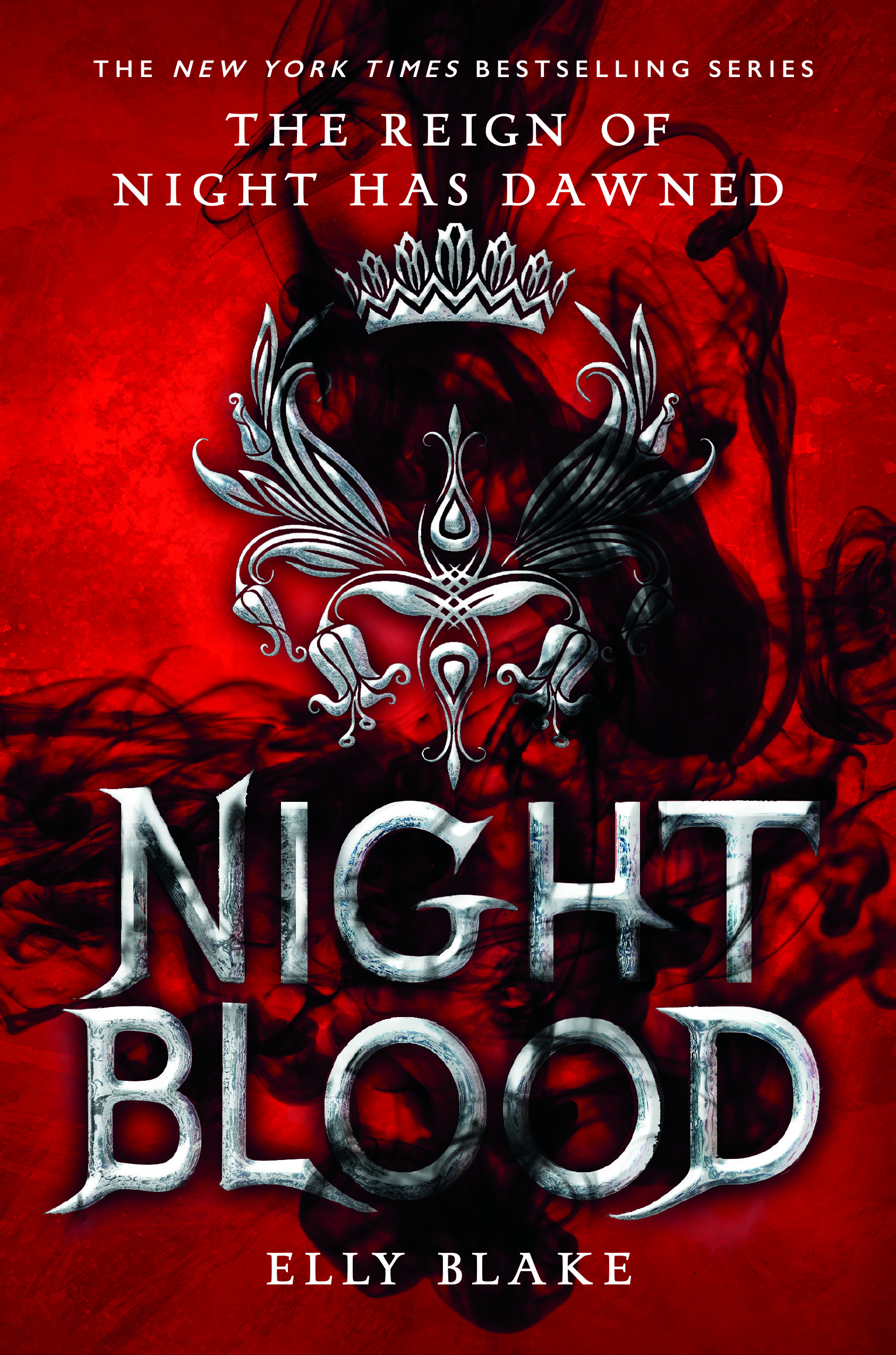 Nightblood by Elly Blake Book Cover