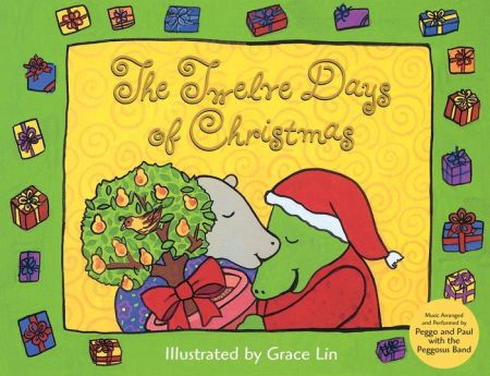 Let S All Sing Merry Christmas Twelve Days Of Christmas