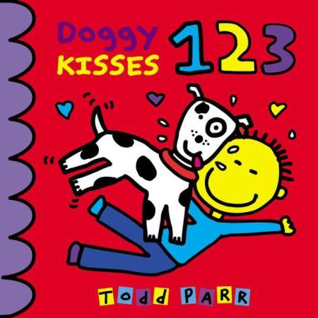 doggy kisses 123todd parr | hachette book group