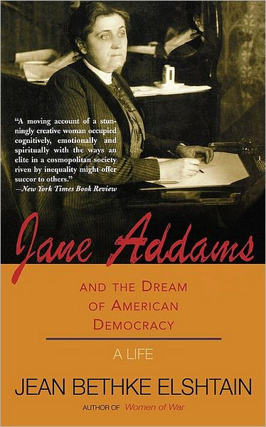 an analysis of jean elshtains chapter democracy and the politics of displacement