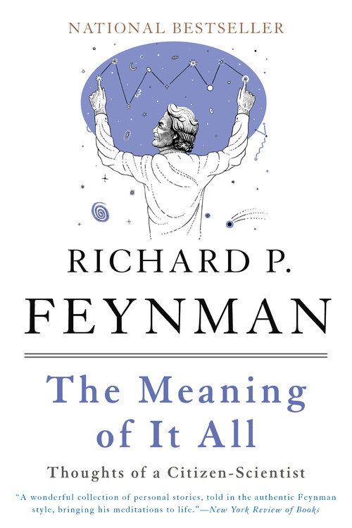 a review of richard feymans the amateur scientist The feynman lectures on physics: the new millennium edition: mainly mechanics, radiation, and heat, volume 1 - ebook written by richard p feynman, robert b leighton, matthew sands.