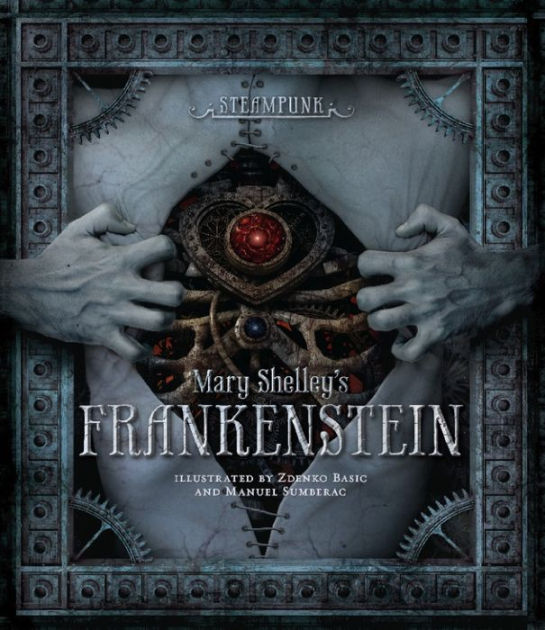 Frankenstein By Mary Shelley Book