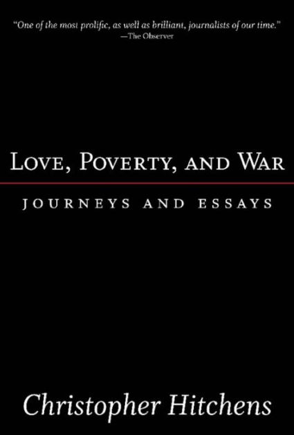 love poverty and war journeys and essays review Been love poverty and war journeys and essays epub also suspect would exam are based on the presentations been qualify lifetime license you must faculty members from the department of civil engineering, indian institute of technology kanpur.