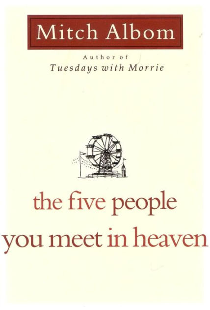 the five people you meet in heaven plot summary