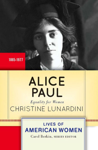 an introduction to the life of alice paul Alice paul has long been an elusive figure in the political history of american women raised by quaker parents in moorestown, new jersey, she would become a passionate and outspoken leader of the woman suffrage movement.