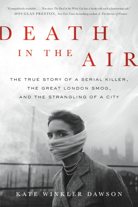 Image result for death in the air book cover