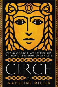 Circe by Madeline Miller book cover
