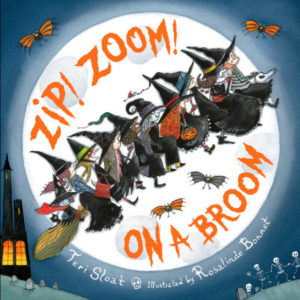Zip Zoom On a Broom cover
