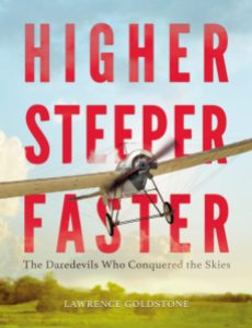 Higher Steeper Faster cover