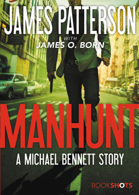 Manhunt by James Patterson