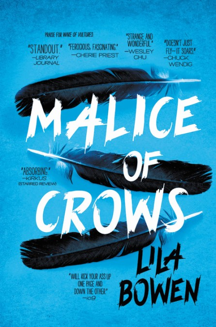 Malice Of Crows By Lila Bowen Hachette Book Group