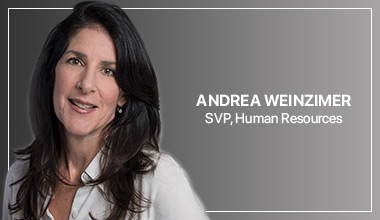 Andrea Weinzimer - SVP, Human Resources
