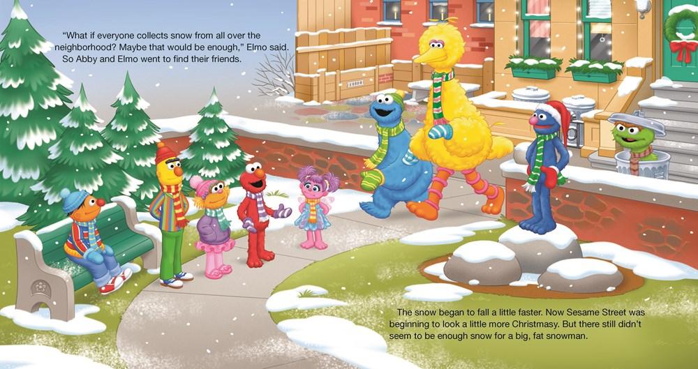 Christmas Eve On Sesame Street.Sesame Street Christmas Treasury