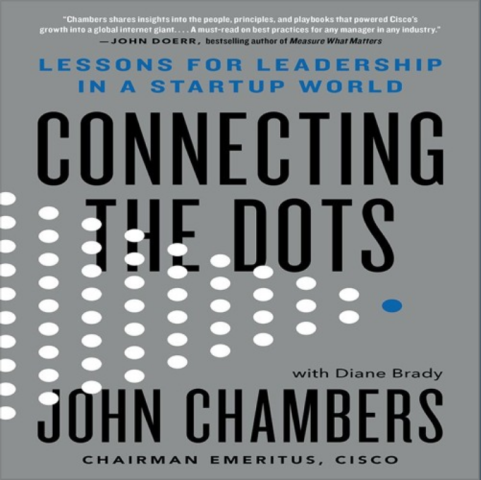 Connecting the Dots by John Chambers | Hachette Book Group