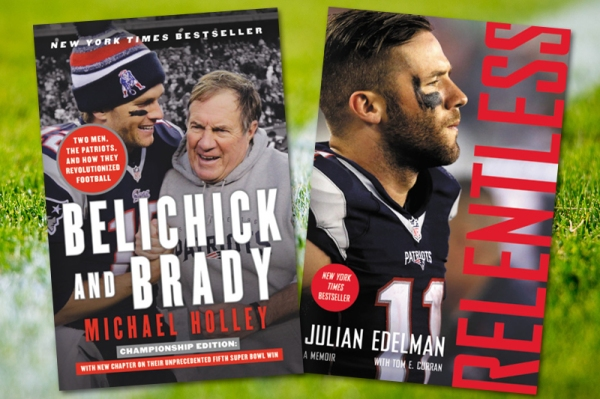 Belichick and Brady and Relentless