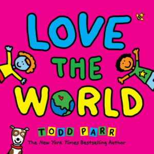 Love the World cover