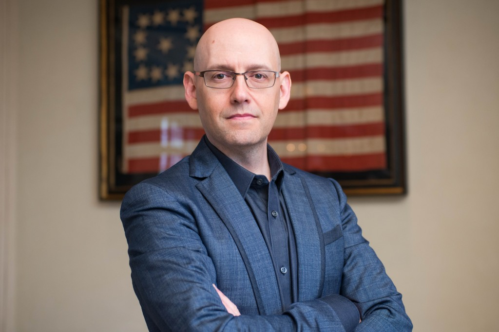Brad Meltzer, author of The Escape Artist
