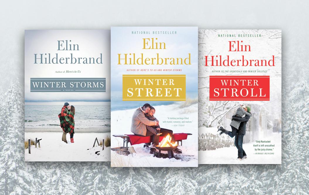 Elin Hilderbrands Winter Series In Order Hachette Book Group