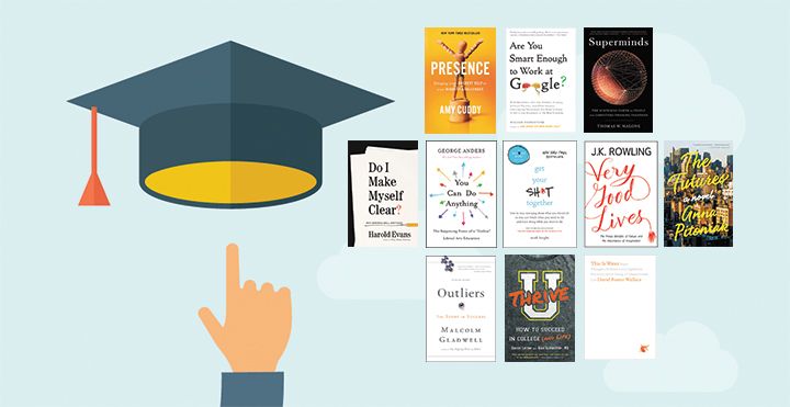 11 books for grads