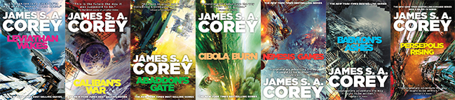 The Expanse collection