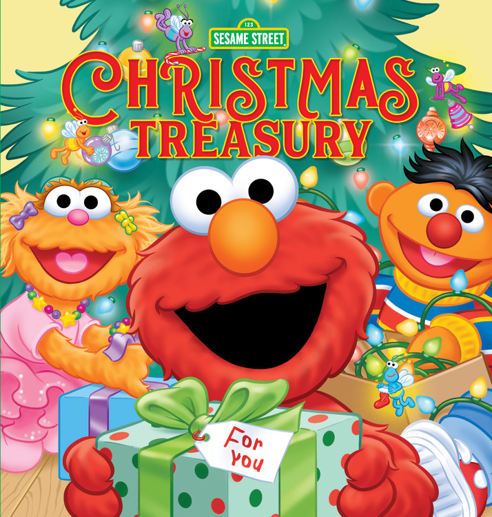 Sesame Street Christmas Treasury By