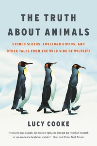The Truth About Animals paperback by Lucy Cook