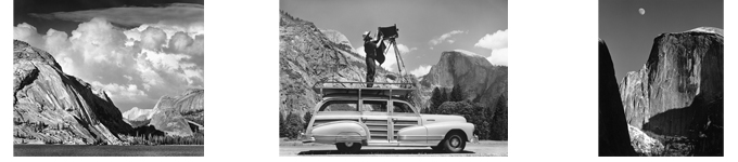 Ansel Adams Exhibitions