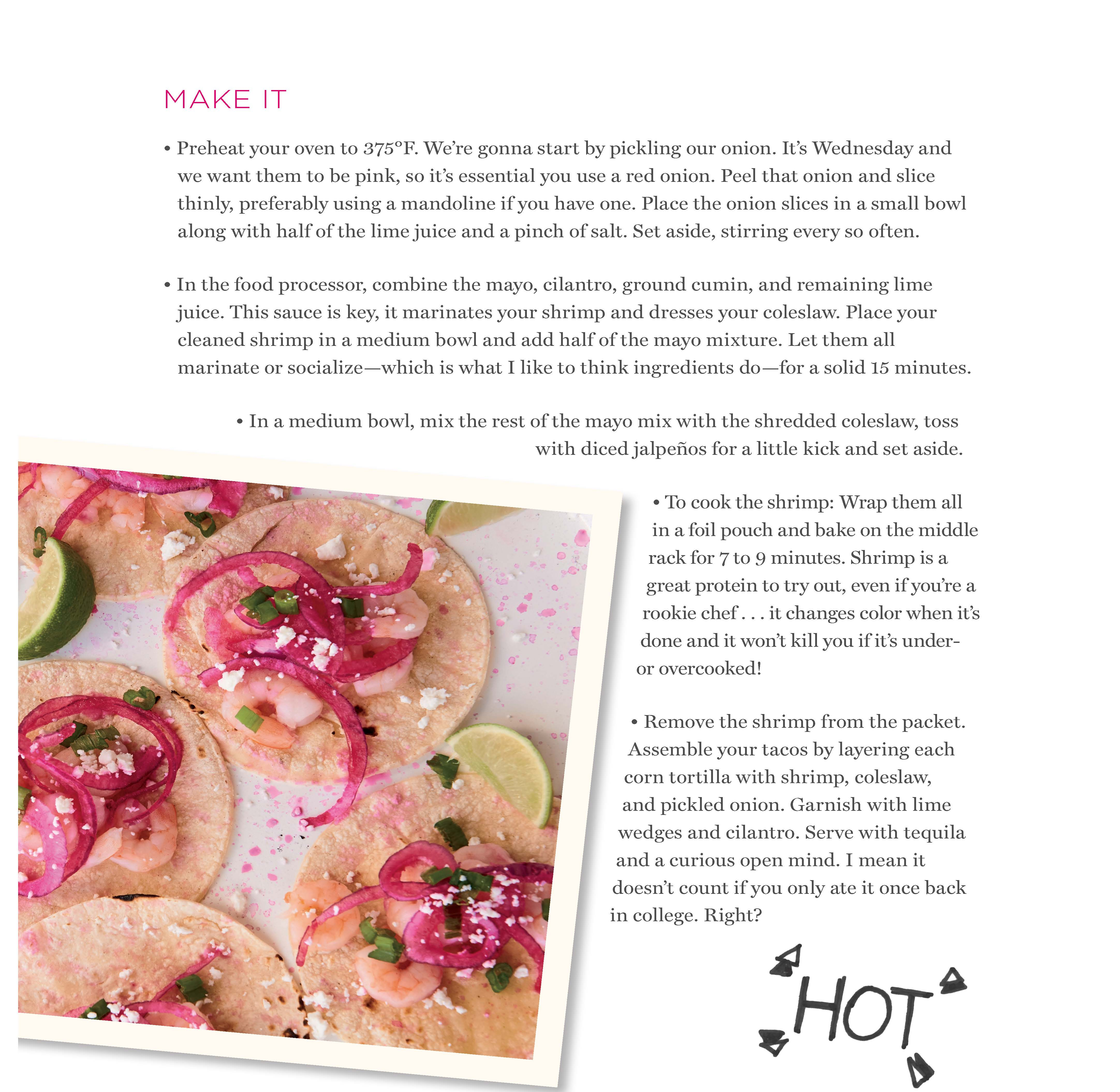 I'M SORRY PEOPLE ARE SO JEALOUS OF MY PERFECT PINK TACO | Hachette