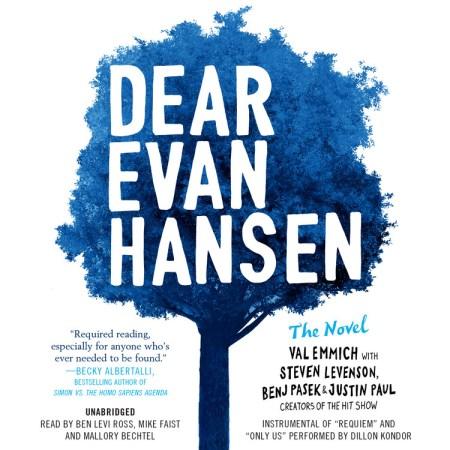 Image result for dear evan hansen book