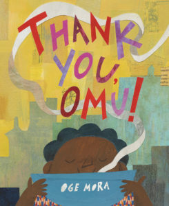 Thank You, Omu! cover